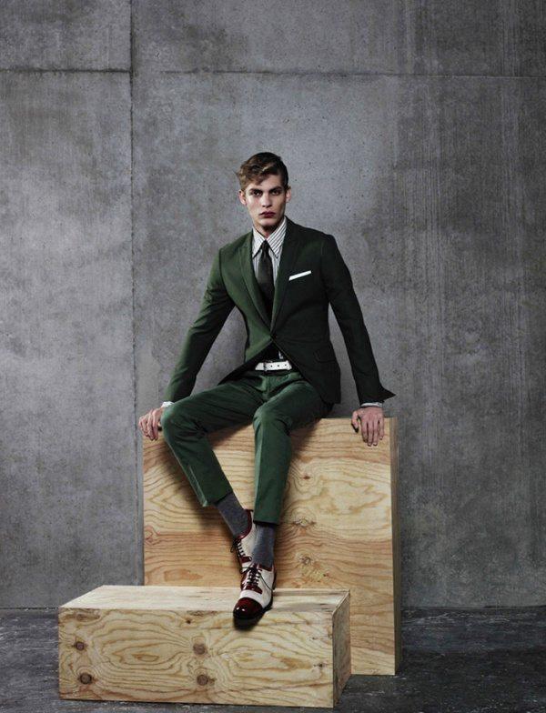 Dịch vụ chụp ảnh thời trang cho người mẫu nam tại Hà Nội