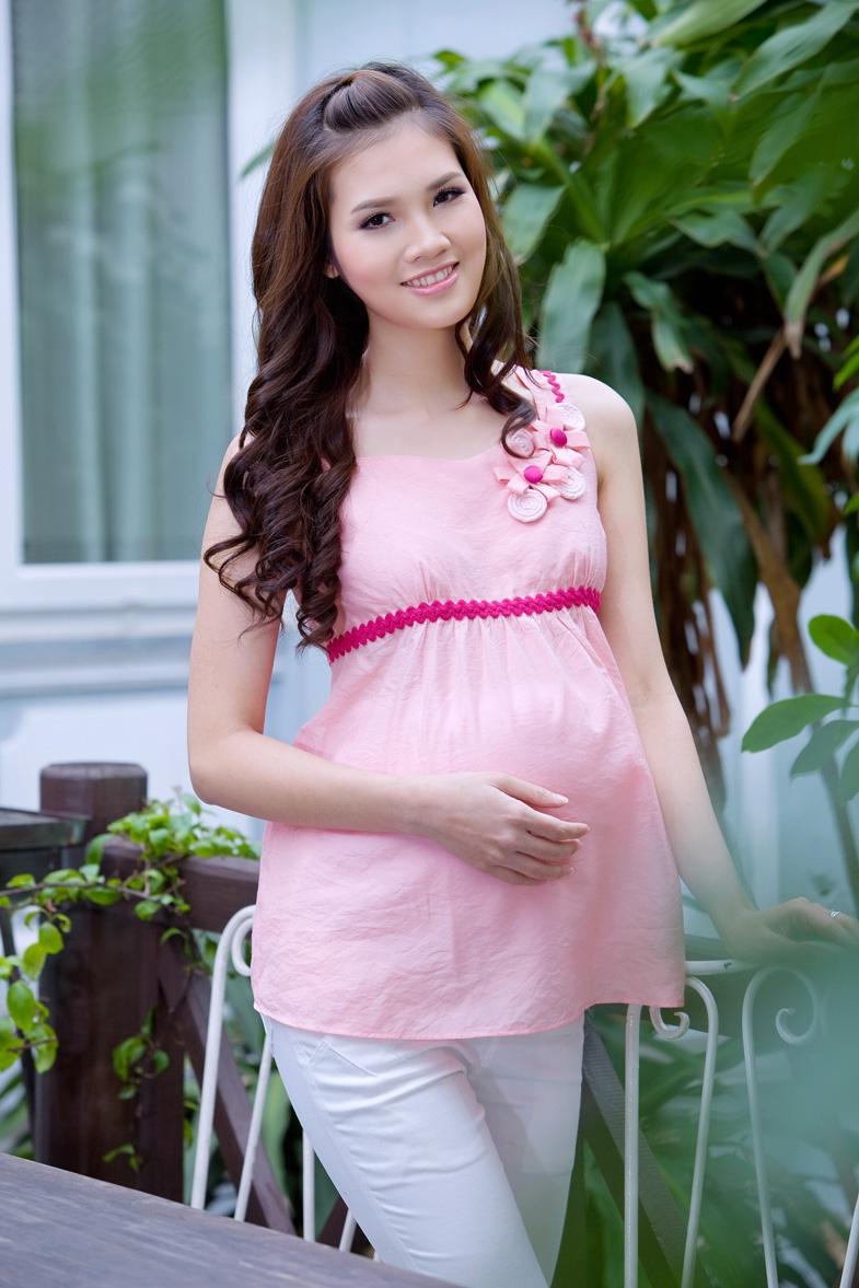 Dịch vụ chụp ảnh sản phẩm váy bầu, đầm bầu cho các shop mẹ và bé