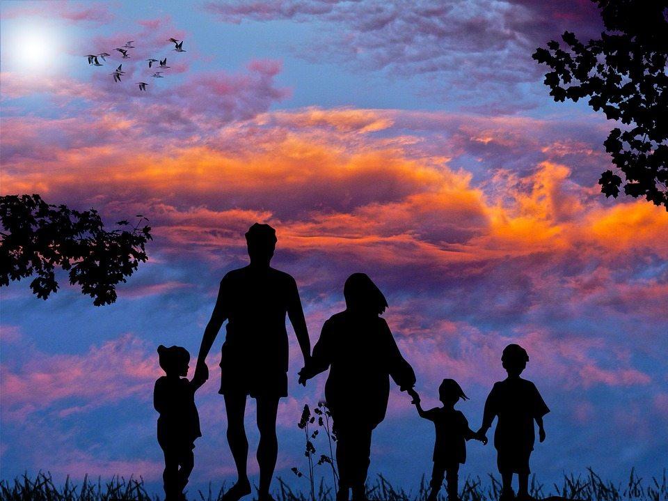Cách đơn giản nhất để có những bức ảnh gia đình ngoại cảnh ấn tượng