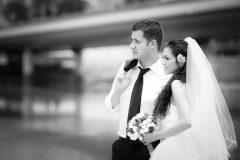 Bạn có biết chụp ảnh cưới đen trắng – sự hoài cổ đẹp mà hiện đại