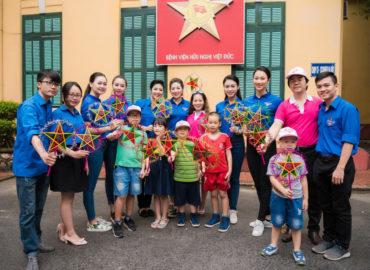 Chụp ảnh sự kiện từ thiện dịp trung thu uy tín tại Hà Nội