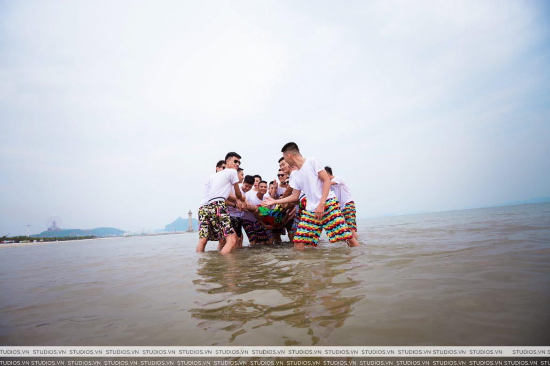 Dịch vụ chụp ảnh kỷ yếu theo nhóm tại Hà Nội