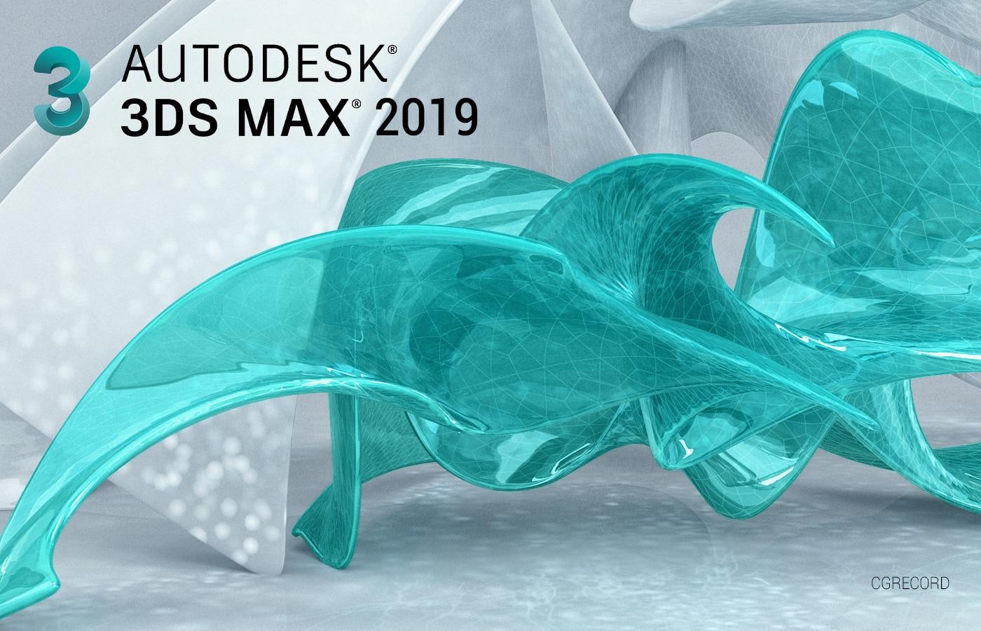 PHAN MEM DO HOA 3ds Max 2019